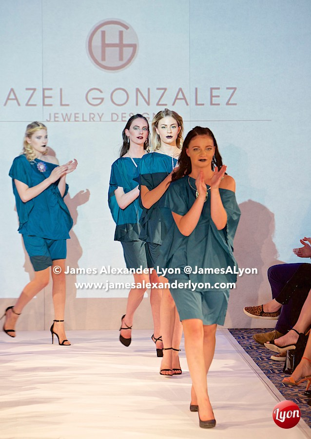 Hazel Gonzalez - Birmingham International Fashion Week 06-09-15 #BFW2015 #BFW #birminghamfashionweek
