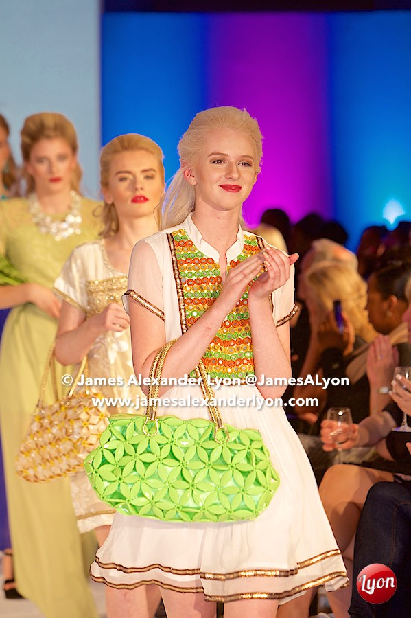 I. Kollection - Birmingham International Fashion Week 06-09-15  #BFW #BirminghamFashionWeek2015
