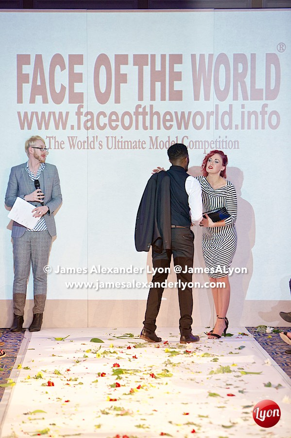 Winners - Face of The World Competition - Birmingham International Fashion Week 06-09-15  #BHMFW #BirminghamInternational FashionWeek2015