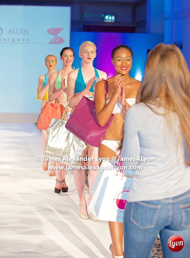 Konnie Lindsey Cooley/Segrid Allen - Birmingham International Fashion Week 06-09-15 #BHMFW; #BirminghamInternationalFashionWeek2015