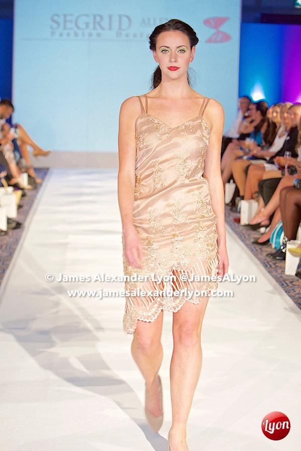 Segrid Allen - Birmingham International Fashion Week 06-09-15 #BHMFW; #BirminghamInternationalFashionWeek2015