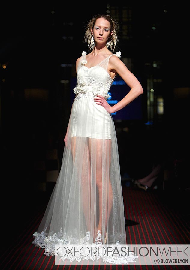 Oxford Fashion Week 2014 - The Couture Show, Malmaison, Oxford 09-03-14