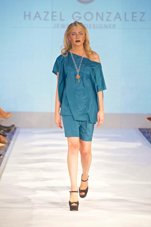 Hazel Gonzalez - Birmingham Fashion Week 06-09-15 #BFW2015 #BFW #birminghamfashionweek