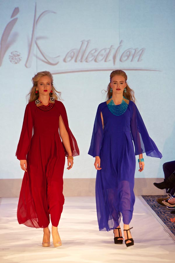 I. Kollection - Birmingham Fashion Week 06-09-15  #BFW #BirminghamFashionWeek2015