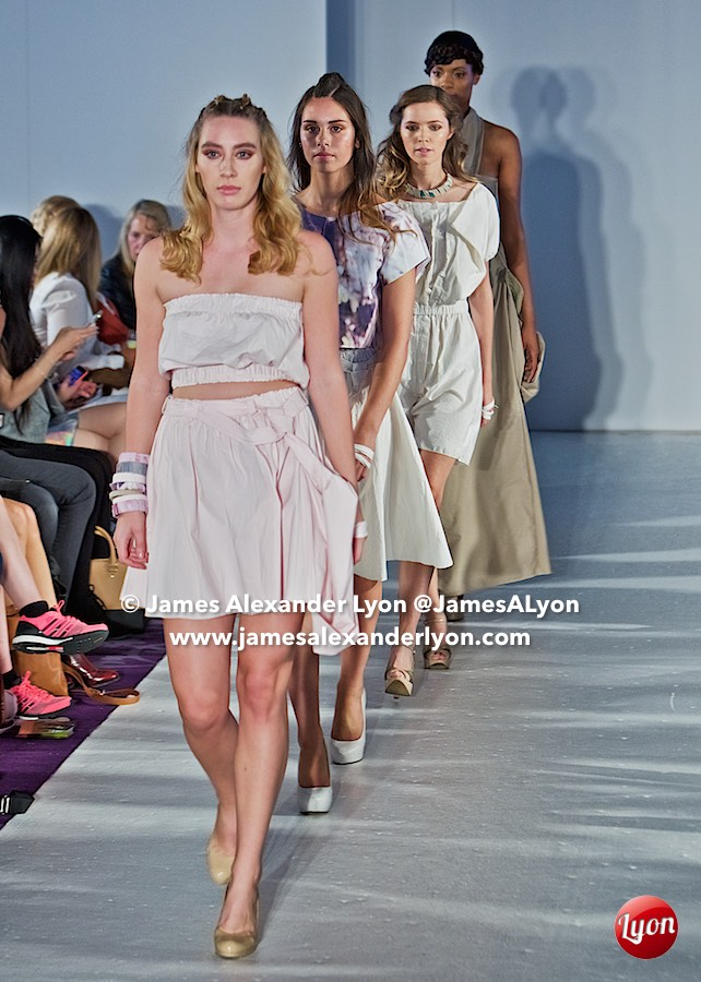 Eco2wear - Fashions Finest LFW 19-09-15