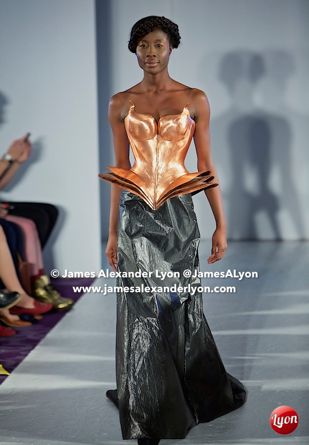 Fabricated Fashions - Fashions Finest LFW 19-09-15