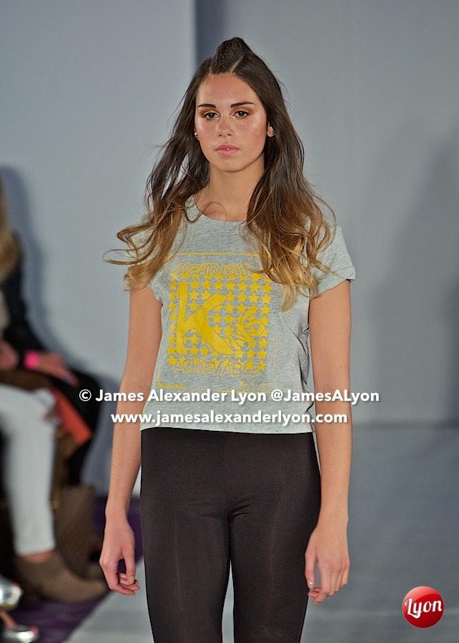 Kiyoo Na swagger - Fashions Finest LFW 19-09-15