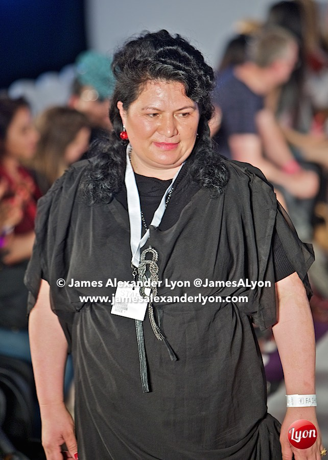 London Pacific Fashion Collective - Fashions Finest LFW 19-09-15 (Shona Tawhiao, Jeaninne Clarkin, Missing Polynesia, Star Boy, Reload Tribal)