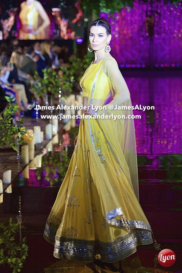 Malaika - India Pakistan London Fashion Show 2017