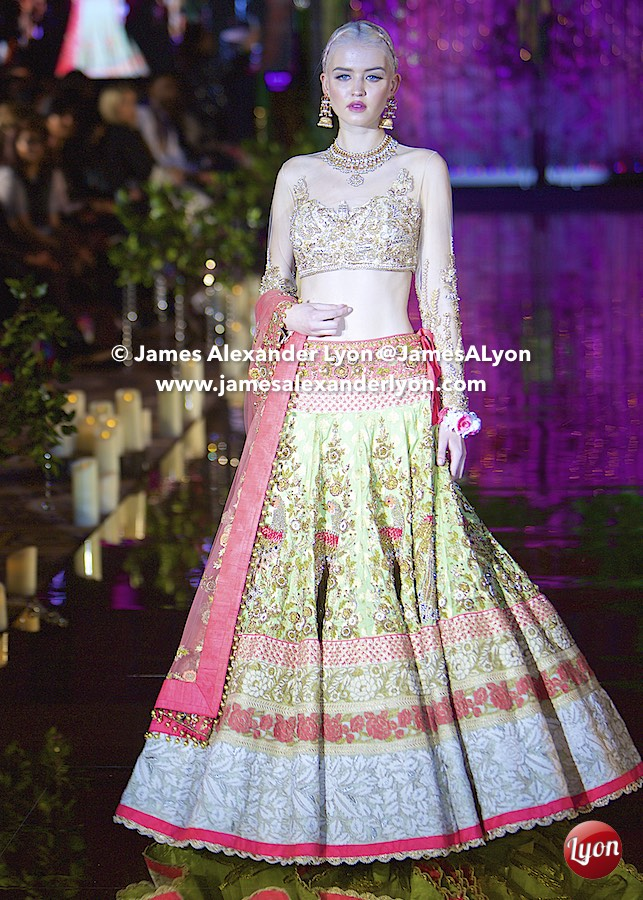 My Trusso - India Pakistan London Fashion Show 2017
