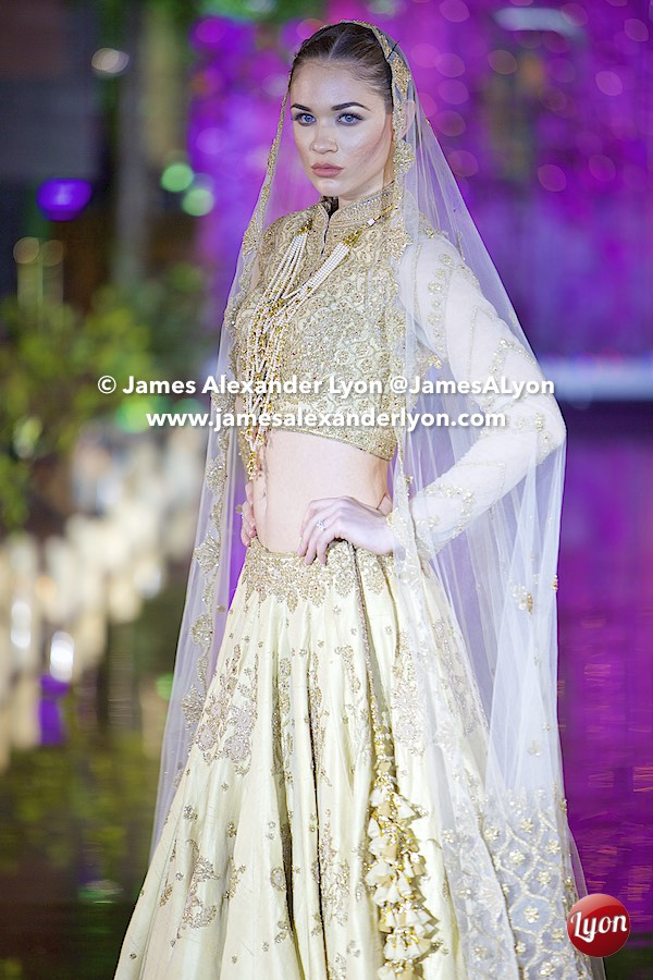 Rimple and Harpreet Nurula - India Pakistan London Fashion Show 2017 @iplfashion show Venue @gibsonhall Makeup and Hair: @lubnarafiq Creative Direction @champimi Choreographer: @zafshabir @cactusagency Photo: James Alexanderlyon @jamesalexanderlyon