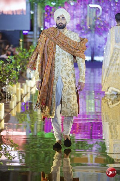 India Pakistan London Fashion Show 2017