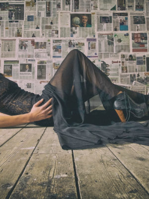 creative fashion photography