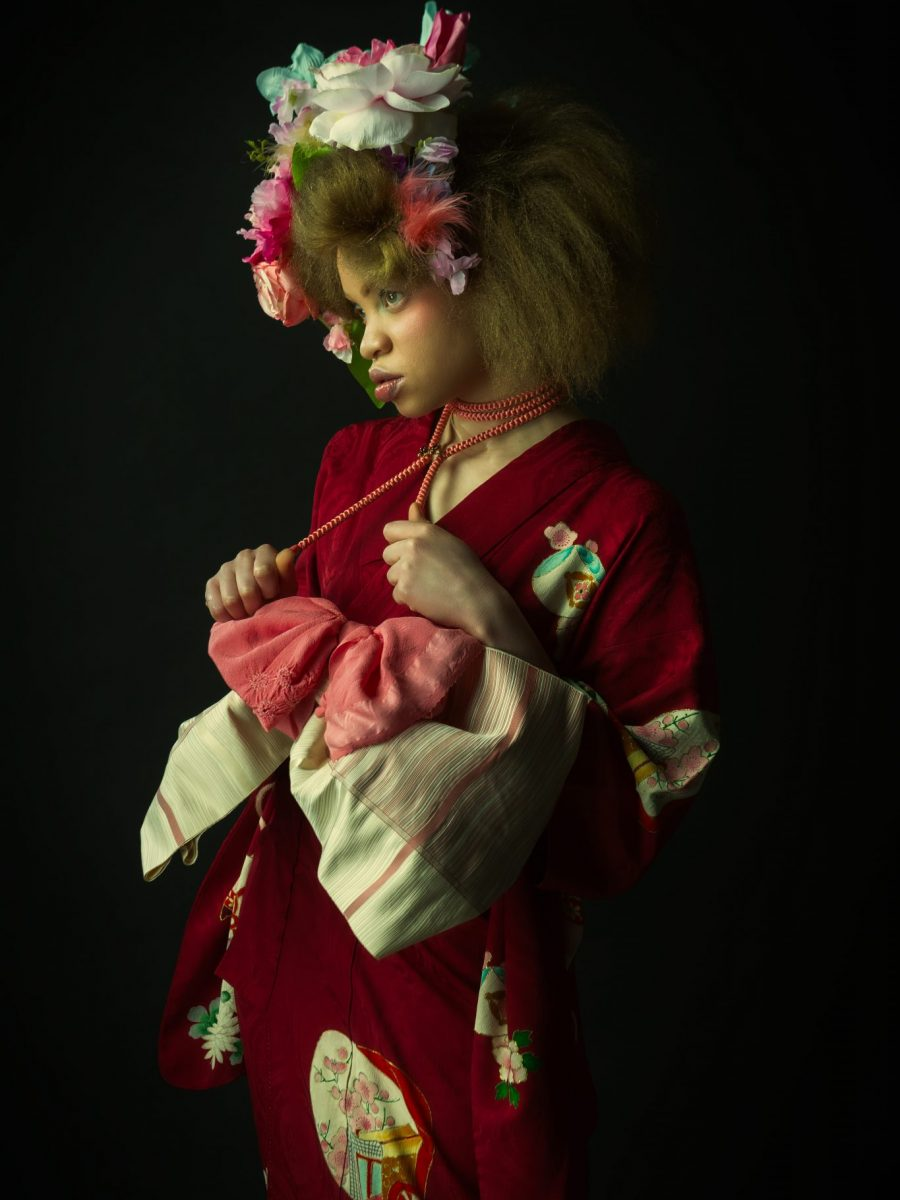 Uber Dandy Kimono