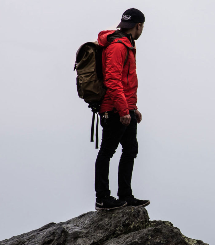 Top of Mountain