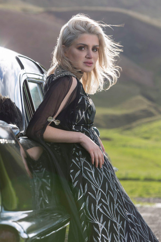 Sigrun in Iceland