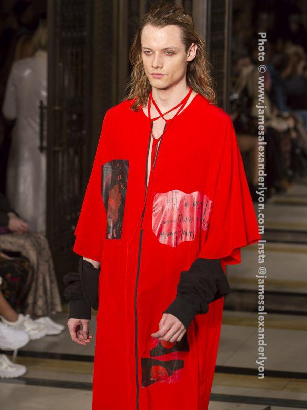 Fashion Scout LFW AW19 – Jolin Wu